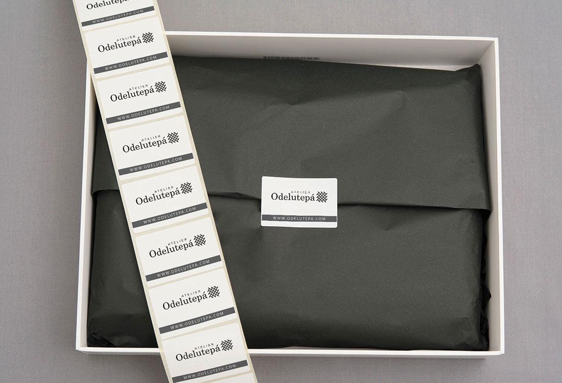 Packaging Ôdelutepá