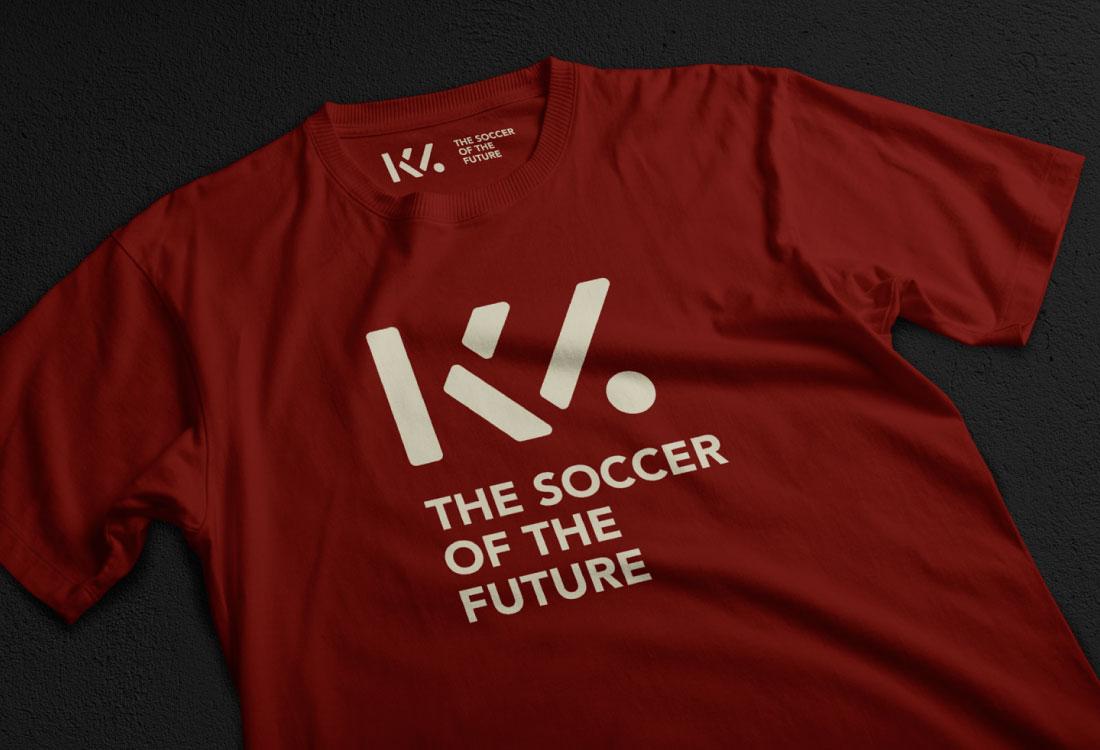 Camiseta manga corta KV SPORT