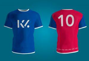 Diseño de equipación para KV Sport Events