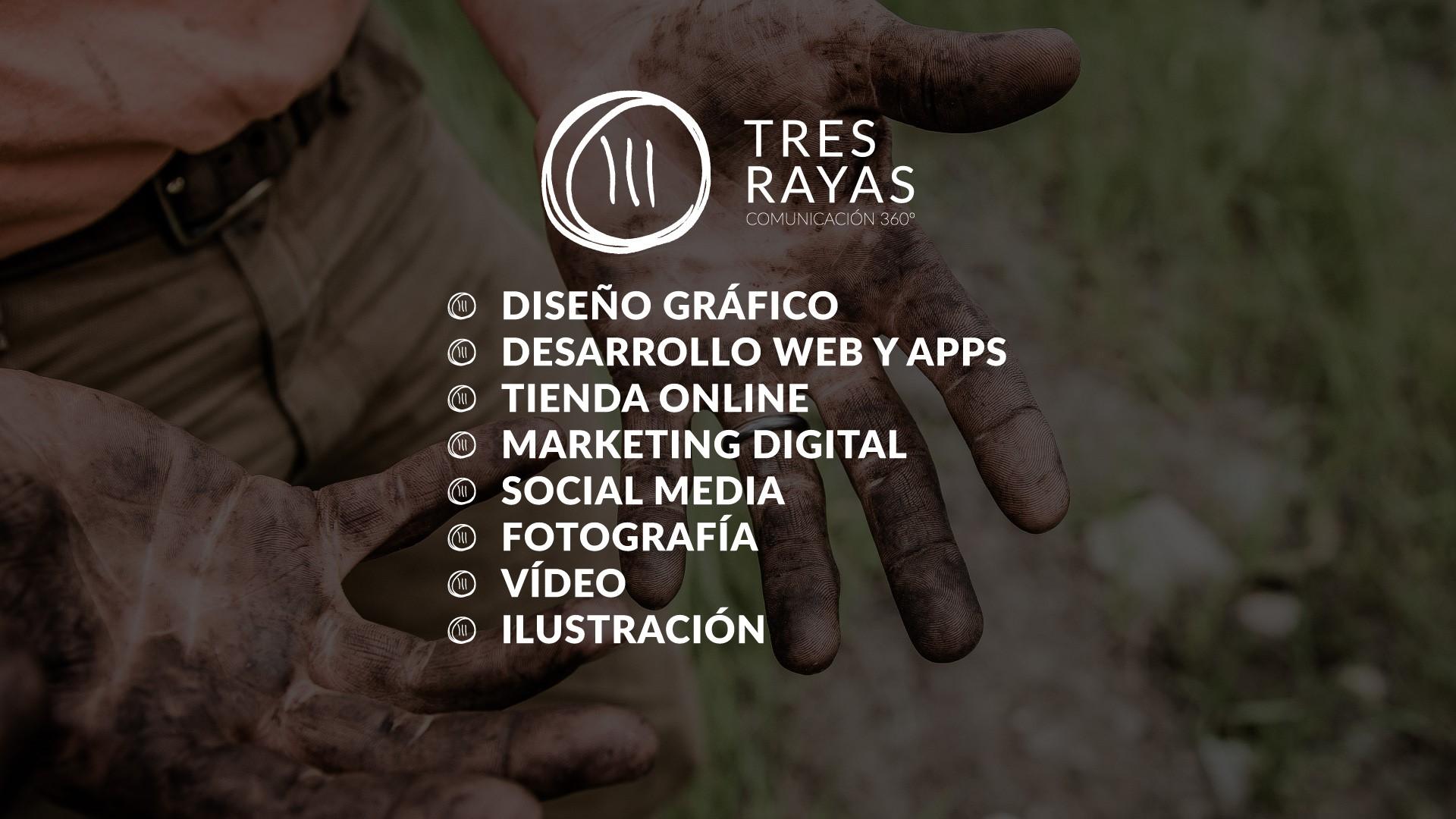 TRES RAYAS COMUNICACIÓN 360: SOLUCIONES