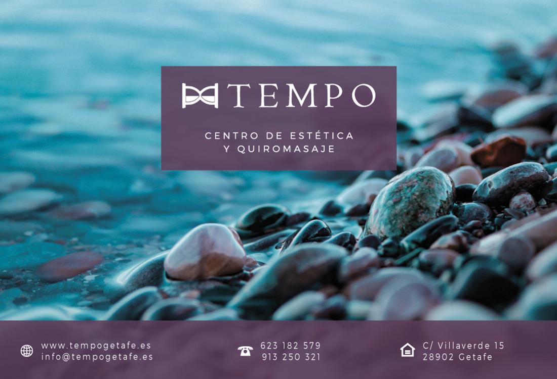 Tempo, fisioterapia y estética