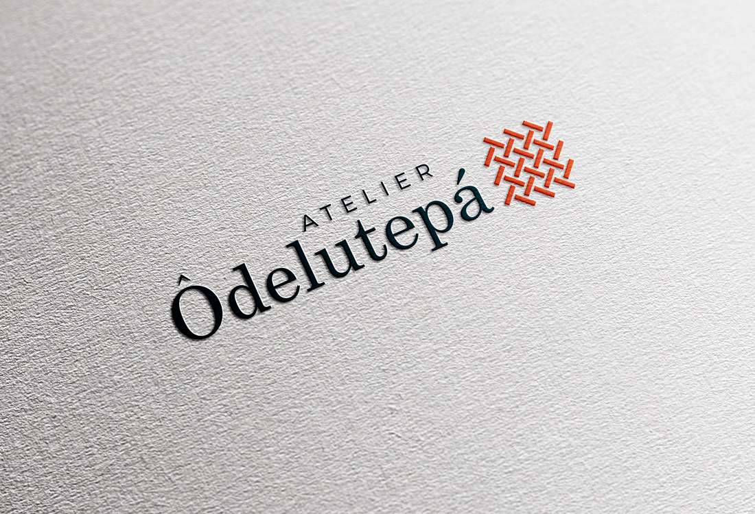 Identidad Visual corporativa Ôdelutepá